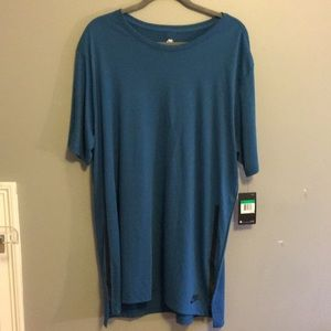 NWT Nike Men's tri blend Tee Shirt